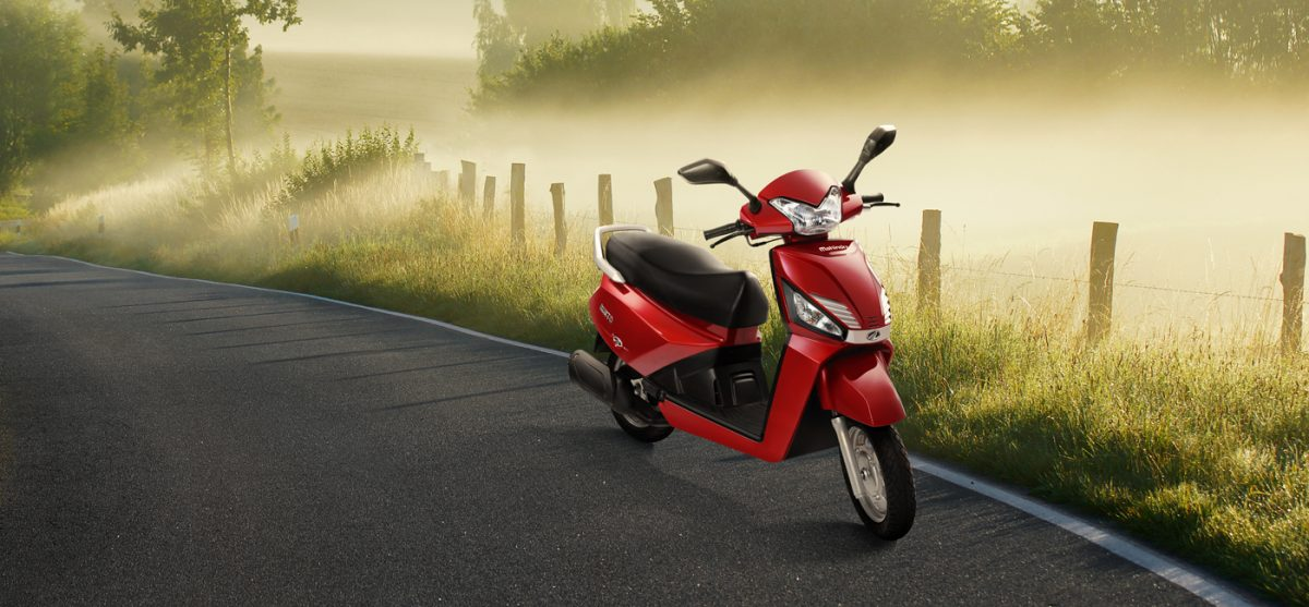 Mahindra Gusto – A Scooter With Car Like Features!