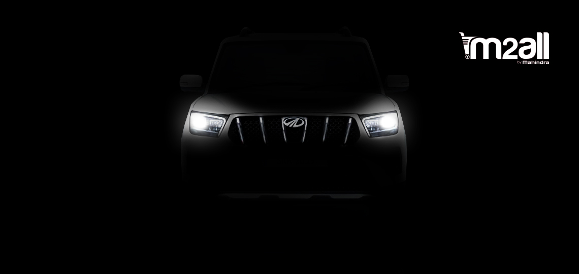 2020 Mahindra Scorpio - M2ALL
