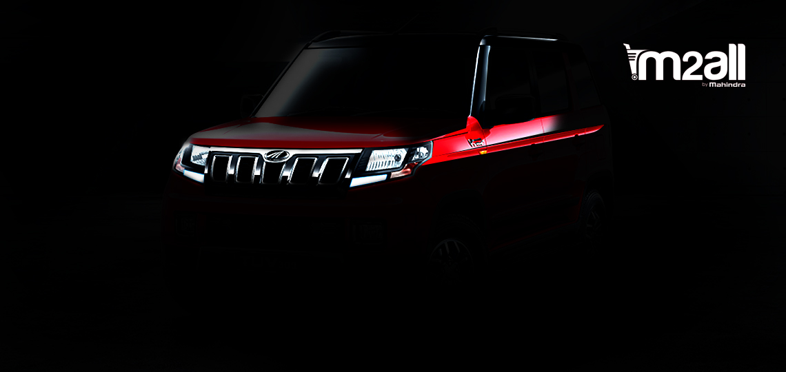 2020 Mahindra TUV300 - M2ALL