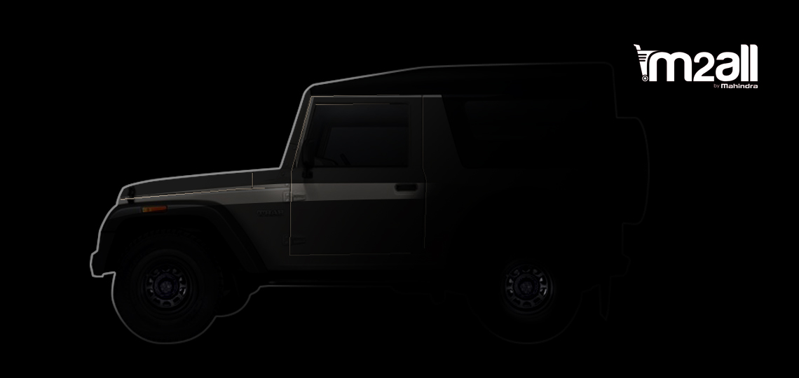 2020 Mahindra Thar - M2ALL