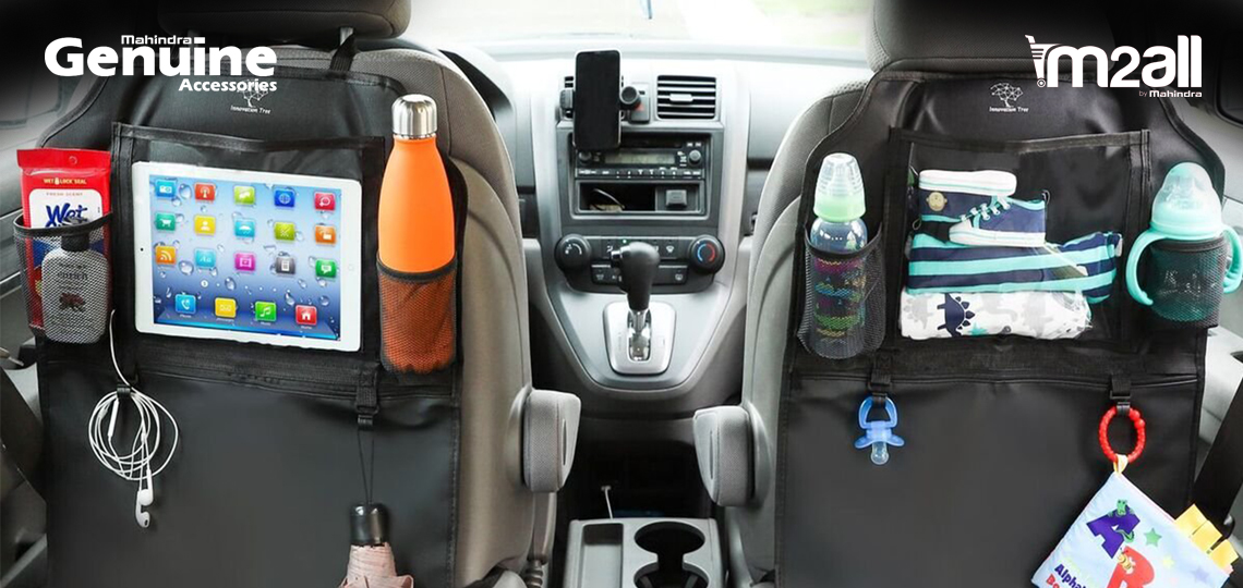Car Backseat Organiser - M2ALL