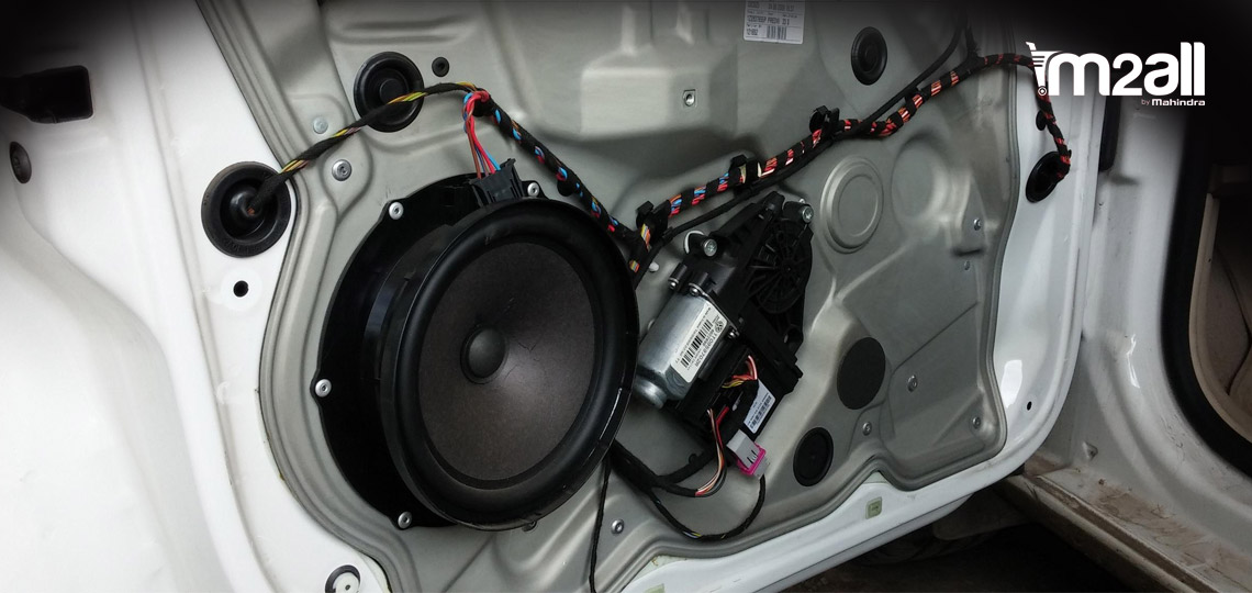 Faulty Car Speakers - M2ALL