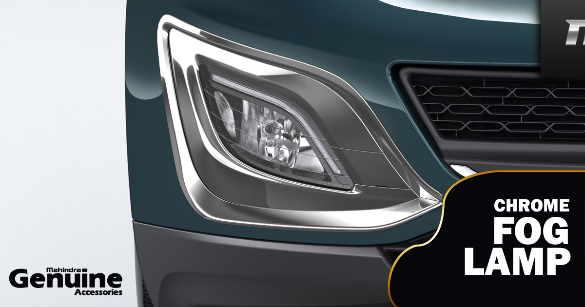 Marazzo Fog Lights with Chrome Fittings - M2ALL