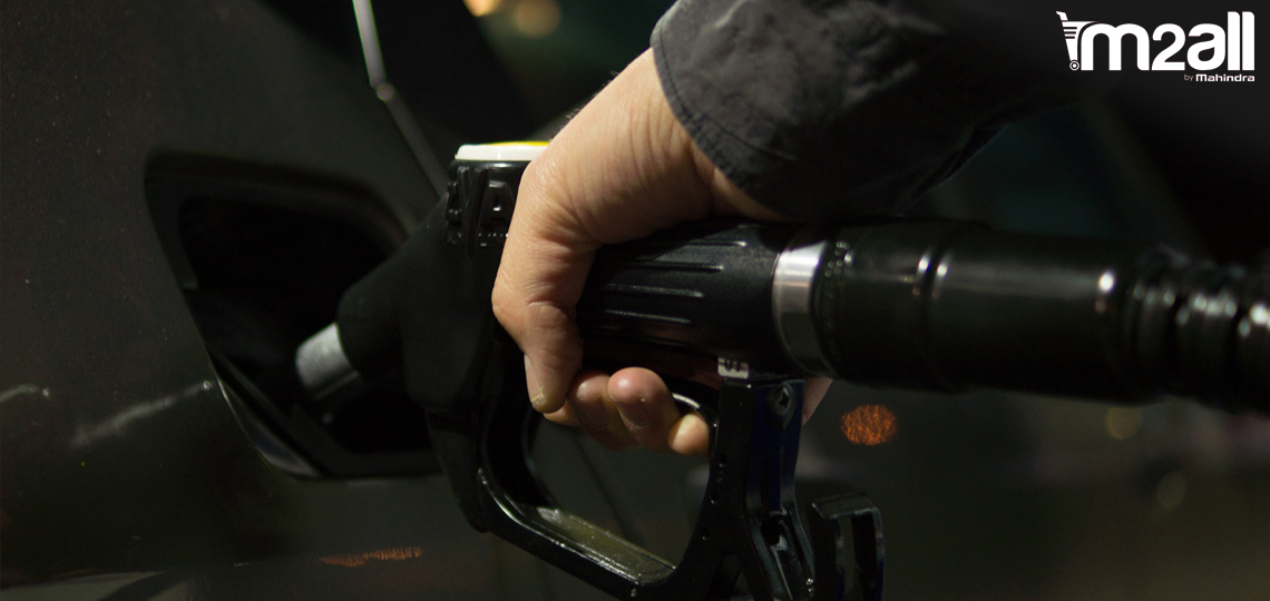 Gas Filling for car - M2ALL