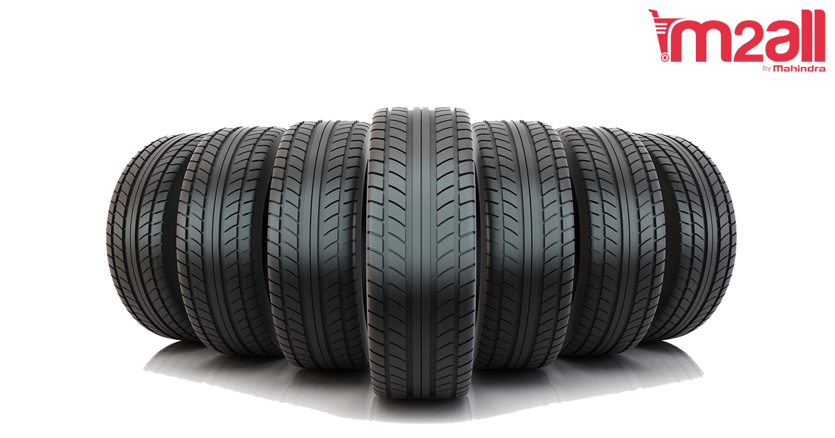 Car Tyres - M2ALL