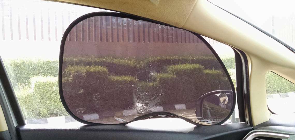 Faulty Car Sunshades - M2ALL