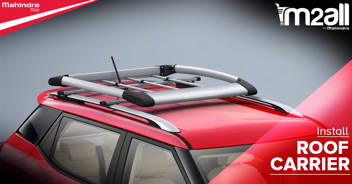 Roof Carrier - M2ALL