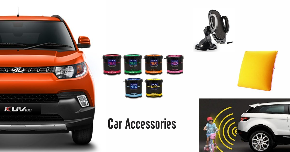 4 Must Have Accessories For Your New Car