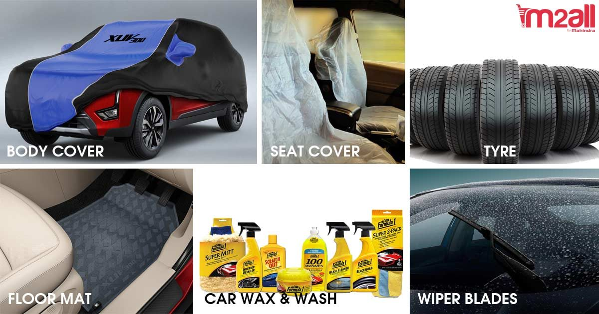 7 Tips to make your car rain-ready!