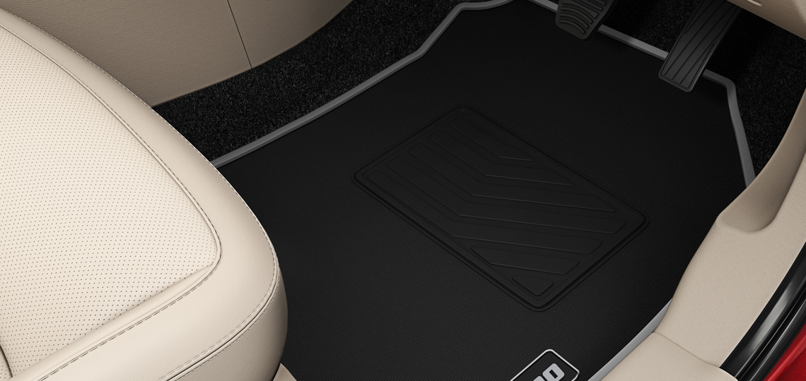 Mahindra SUV Floor Mats - M2ALL