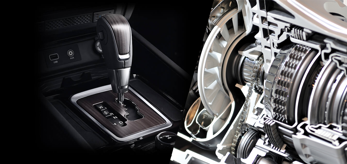 Car Gearbox - M2ALL