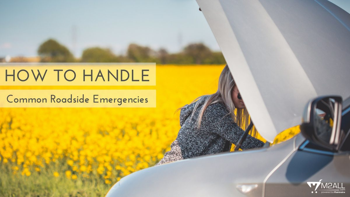 How To Handle Common Roadside Emergencies