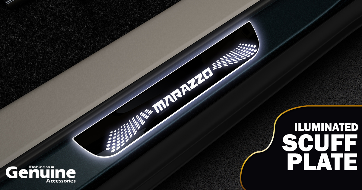 Marazzo Illuminated Scuff Plates - M2ALL