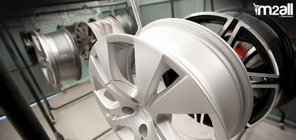 Alloy Wheels Making - M2ALL