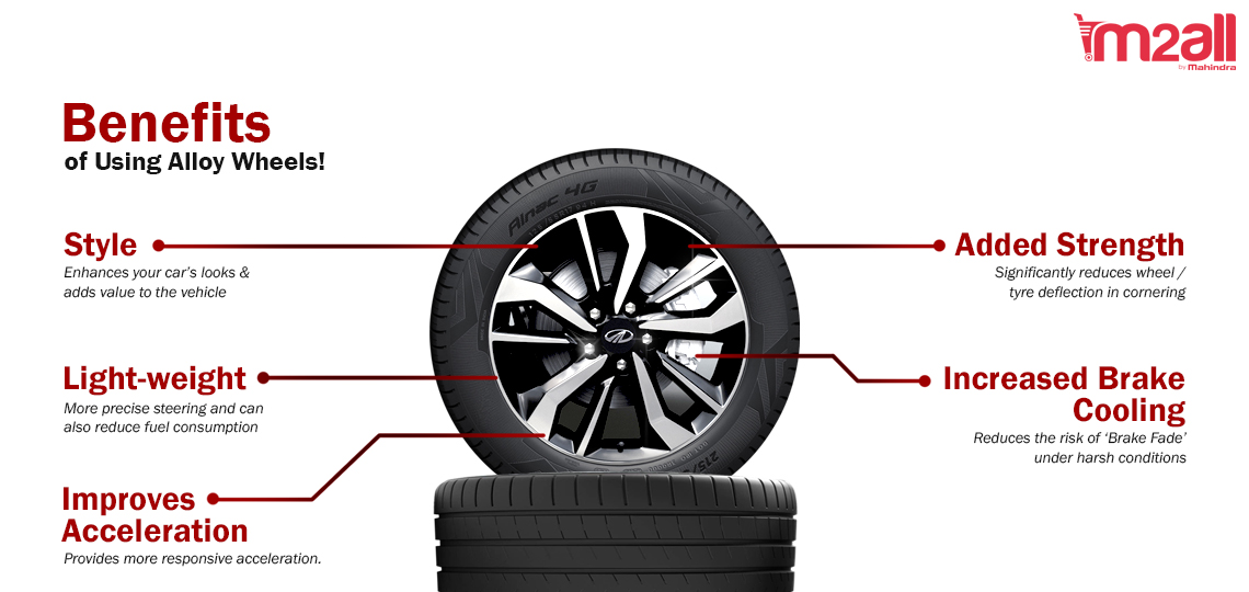 Alloy Wheels Benefits - M2ALL