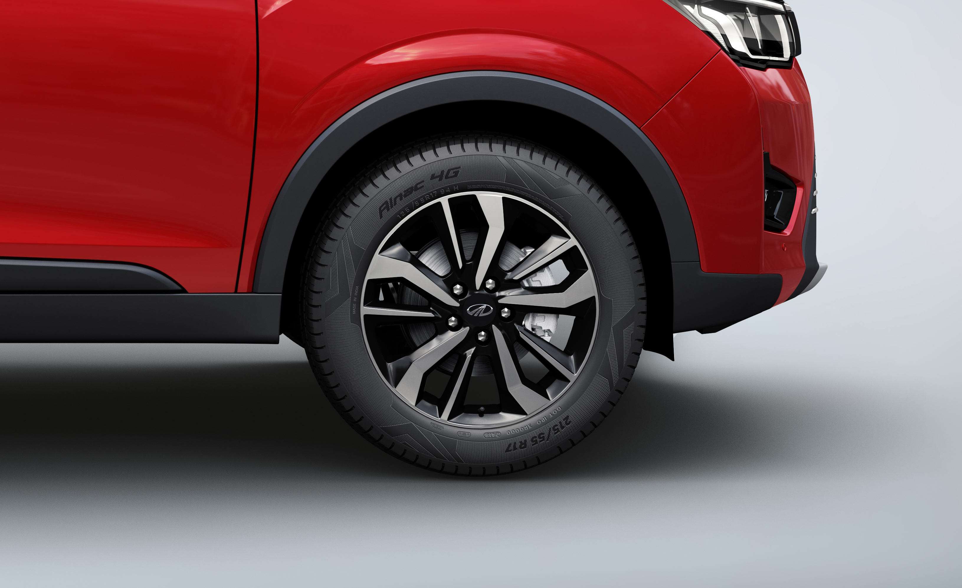 XUV300 Alloy Wheels - M2ALL