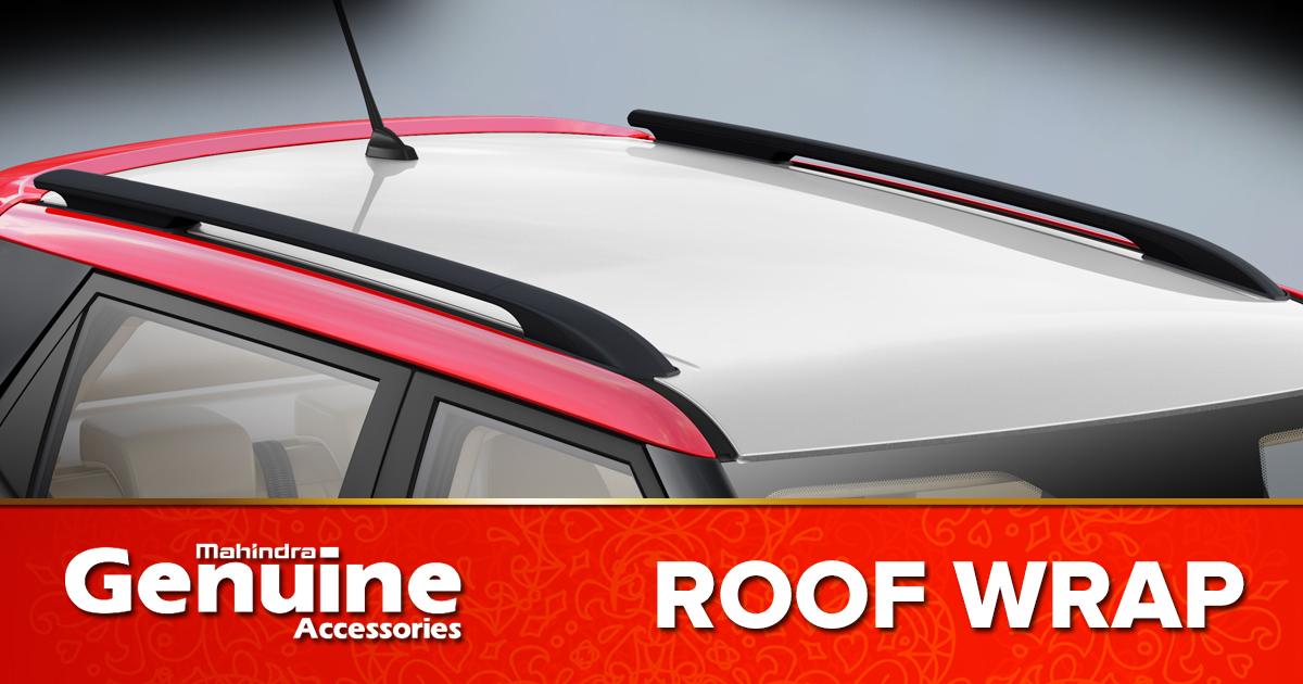 Car Roof Wrap - M2ALL