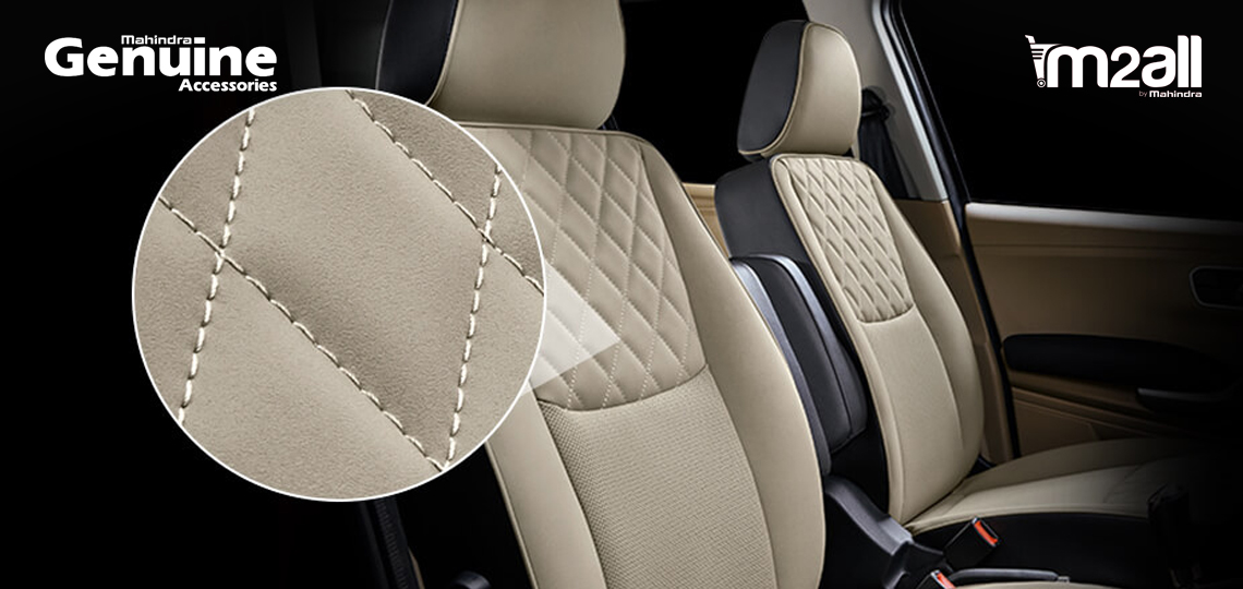 Premium Car seat covers - M2ALL