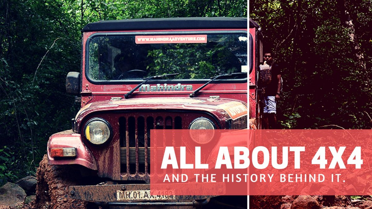 All About 4×4 and the History Behind It