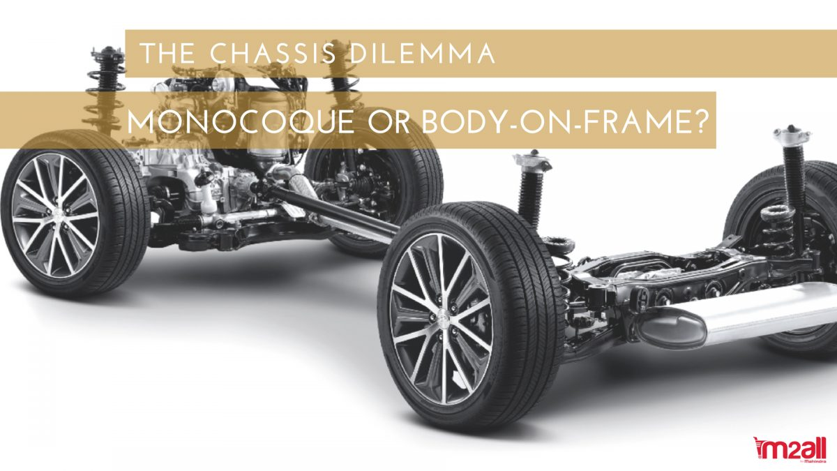 The Chassis Dilema Monocoque Or Body On Frame