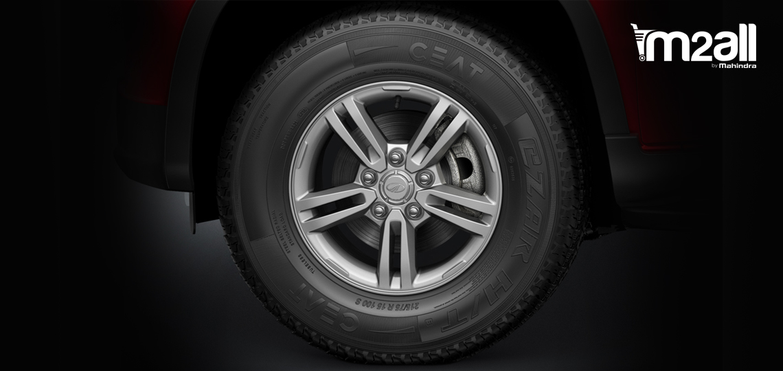Car Tyre - M2ALL