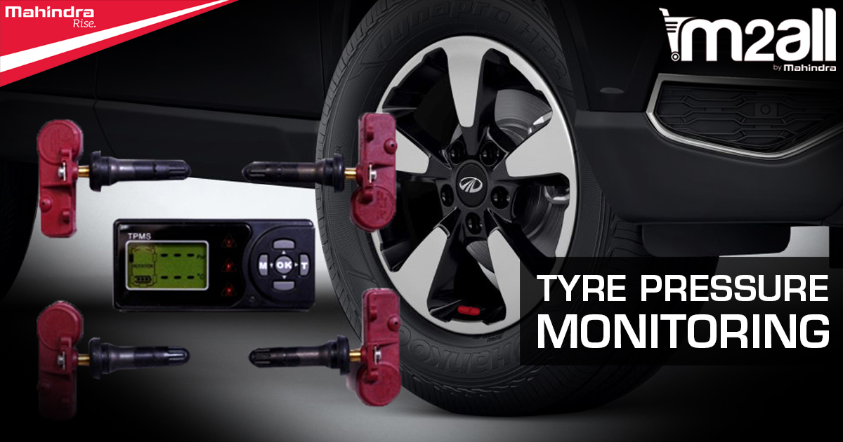 Tyre Pressure Monitoring System - MALL