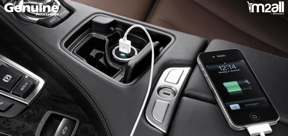 Car Charger - M2ALL