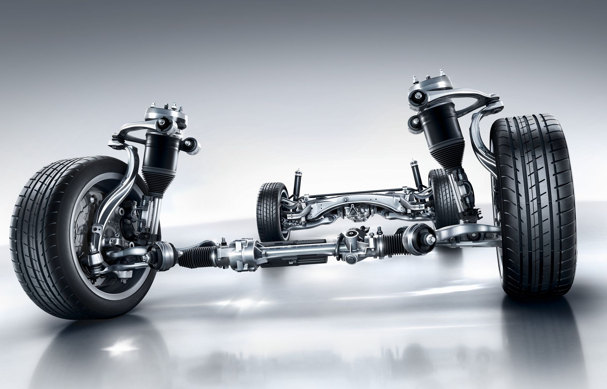 Know more about theSuspension Systemof your Car